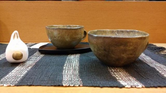 中村知美さんのマグカップ……