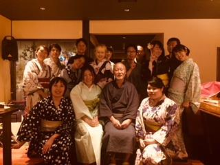 昨日は鶴岡夕涼み会inBar紫蘭にたくさんの方にご参加頂き