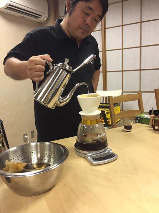 みどりまち文庫さん主催のやまこみゅカフェ〜オリジナルアイスコーヒーを作ろう〜に参加してきました!